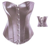 Bouton de fermeture à glissière de lingerie sexy&Taille Corset Cincher Femmes
