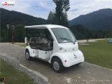 Het Elektrische voertuig van de Toevlucht van de Goedkeuring van Ce ModelA04 met het Elektrische Systeem van a/c