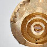 De post Moderne het Hangen van het Goud/van het Zilver/van het Koper van het Roestvrij staal Lichte Verlichting van de Tegenhanger, Pasvorm voor Staaf, Keuken, Restaurant