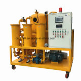 Los residuos de aceite de transformador de vacío Double-Stage aceite aislante Máquina purificadora (ZYD-50)