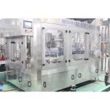 Flacon en PEHD Lait Jus 3dans1 Machine de remplissage avec film de scellage en aluminium
