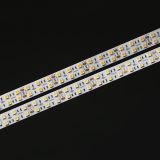 Ce UL Epistar SMD5050 IP68 Resistente al agua de línea doble TIRA DE LEDS