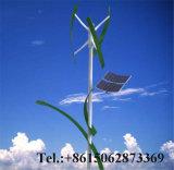 400W Generador de turbina vertical del viento y el Sistema Solar