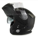 2018 Newest ABS noir casque de moto Bluetooth pour les cavaliers