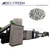 Il riciclaggio del PP/PE/PC/Pet si sfalda macchina di pelletizzazione dell'espulsione dell'appalottolatore