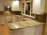 Ponte de granito viu máquina de corte de pedra para cozinha/Remodelação de Banho