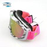 Ranbow Objektiv-UVschnittsnowboard-Schutzbrillen