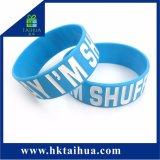 Modo braccialetto dei Wristbands del silicone da 1 pollice (TH-6921)