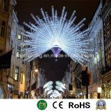 高品質のクリスマスの装飾LEDのモチーフの街灯