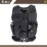 600D/1000d le tissu de polyester Veste Tactique de Chasse de sécurité militaire