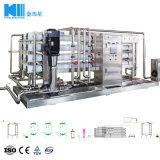 ROの機械装置が付いている4t/H水処理システム