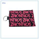 Lettre de Zakynthos Pays de la conception et de souvenirs de voyage Portefeuille de coton