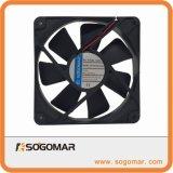 Una buena calidad de 120x120x25mm Ventilador de refrigeración sin escobillas de alta velocidad de 24V DC