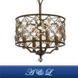 A&L de style rétro Nikita série lampe lustre en cristal pendentif
