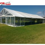 Wedding Partiesのための屋根Top Tent 20X50m Large Transparent Marquee Tent