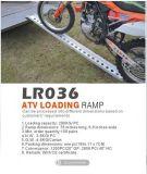 Suministro de la fábrica de motocicletas portátil para la carga de la rampa de aluminio