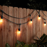 E26/E27型LEDの銅線の屋外の装飾的なクリスマスストリングライト