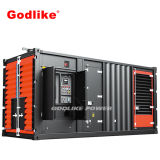 1000 Ква /800квт Containerlized Cummins Звуконепроницаемые дизельных генераторов