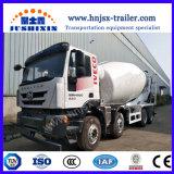 Sinotruck/FAW 8X4 10cbm 12cbm 14cbmの頑丈なセメントの混合のトラック