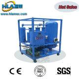 機械をリサイクルする洗濯できるフィルターによって使用される潤滑油を熱する真空