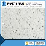 Слябы камня кварца горячего сбывания белые кристаллический искусственние/проектированный кварц Stoen