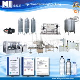 Завод по обработке автоматической питьевой воды заполняя
