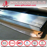 Heißes eingetauchtes Galvanzied gewölbtes Metalldach-Blatt