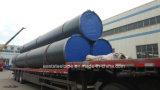 가스 시스템을%s 관 3개의 층 폴리에틸렌 코팅