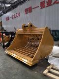 掘削機は2つの最先端が付いている掘削機の謎のバケツの工場を中国製分ける