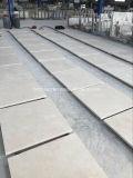 大理石は旧式な中国ベージュ大理石を酸性染料で色落ちするタイルを張る