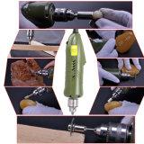 Kits d'outils électriques 50W avec large gamme de pinces 0.3-6.5mm Broyeur à bijoux