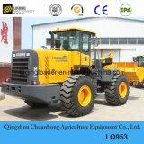 5 toneladas de cargador de la rueda con el acoplador de Adaptor&Quick