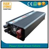 Inverseur monophasé DC/AC populaire avec le ventilateur de refroidissement intelligent 4kw