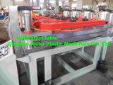 Машинное оборудование изготавливания доски мебели PVC-WPC