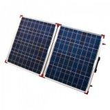 80W 단청 폴딩 Motorhom를 위한 태양 모듈 Portable