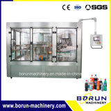 Машинное оборудование завалки воды соды разливая по бутылкам/оборудование