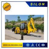Caricatore dell'escavatore a cucchiaia rovescia del trattore a cingoli con i pezzi di ricambio 420d (WZ30-25)
