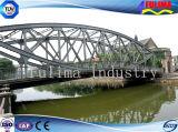 Ponticello strutturale d'acciaio saldato ad alta resistenza sopra il fiume (SB-001)