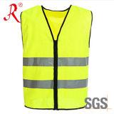 Visibilidade de alta segurança refletivo Colete de trabalho (QF-531)