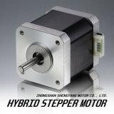 Feldgröße 28*28mm NEMA-11 hybrider Steppermotor für Präzisionseinheit
