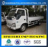Isuzu Light Duty 600p Single Row Payload 2-4 Ton Cargo Truck