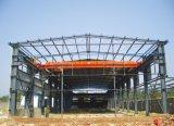 Magazzino d'acciaio della struttura d'acciaio di Column&Beam della sezione di H