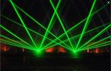 Toont de Groene Laser van de hoge Macht 8W-50W het Licht van de Laser van het Systeem