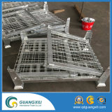 Caster를 가진 접을 수 있는 Hanging Type Wire Mesh Container