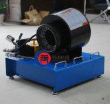 Máquina que prensa del manguito de la eficacia alta del precio bajo del manguito hidráulico manual portable del arrugador