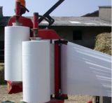 La mejor película de envoltura de pacas blancas de 500 mm para la empacadora de tamaño medio