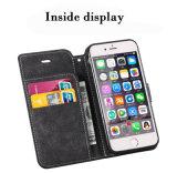 Новейшие Flip Wallet магнитный кожаный чехол для iPhone 7