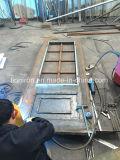 Bearbeitetes Eisen-Außensicherheits-Doppelt-Haustür