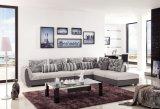 Chinesische Möbel/Kombinations-Sofa/Hotel-modernes Schnittsofa/Wohnzimmer-modernes Sofa/Ecksofa-/Polsterung-Gewebe-modernes Wohnungs-Sofa (GLMS-022)