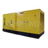 ISO9001 комплект генератора сертификата 400kw Cummins тепловозный